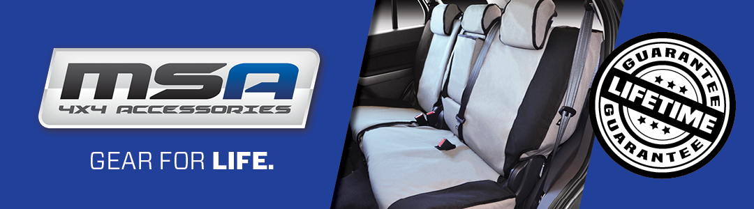 Canvas Seat Covers Price List Msa 4x4 Accessories